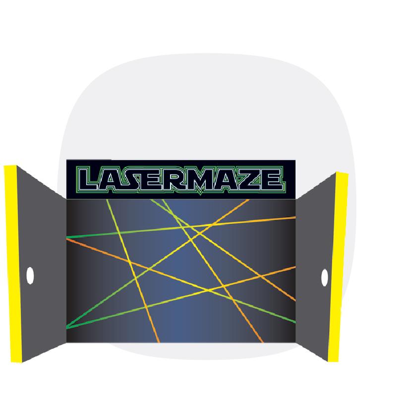 KIDDO-LaserMaze