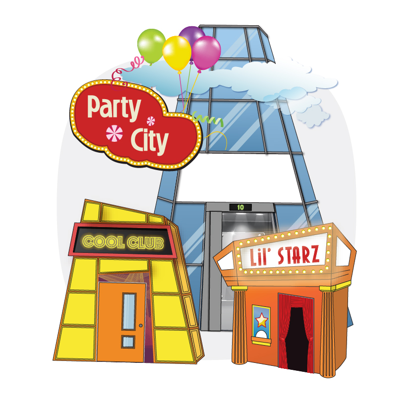 KIDOO-Party-City-Icon